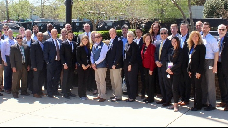 Executive Tour to the FBI's Laboratory and Operational Technology Divisions, Quantico, VA