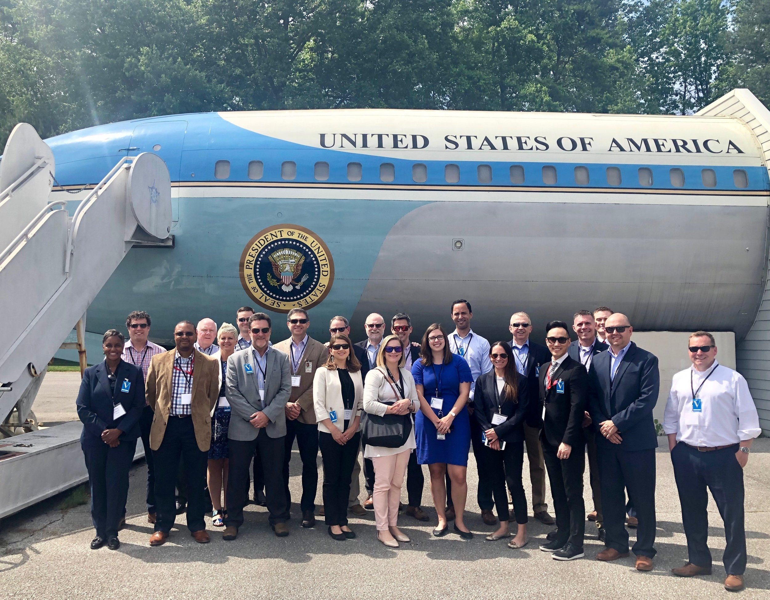 Executive Tour to the United States Secret Service James J. Rowley Training Center
