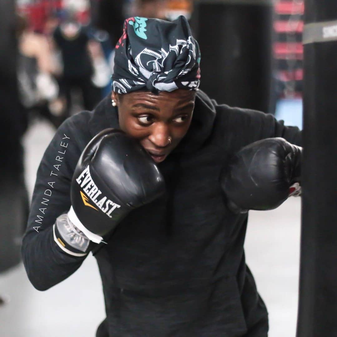 RONICA JEFFREY - Ronica returns to the ring on December 7 for just the second time since taking a two-year break. Read about her road to a comeback here.
