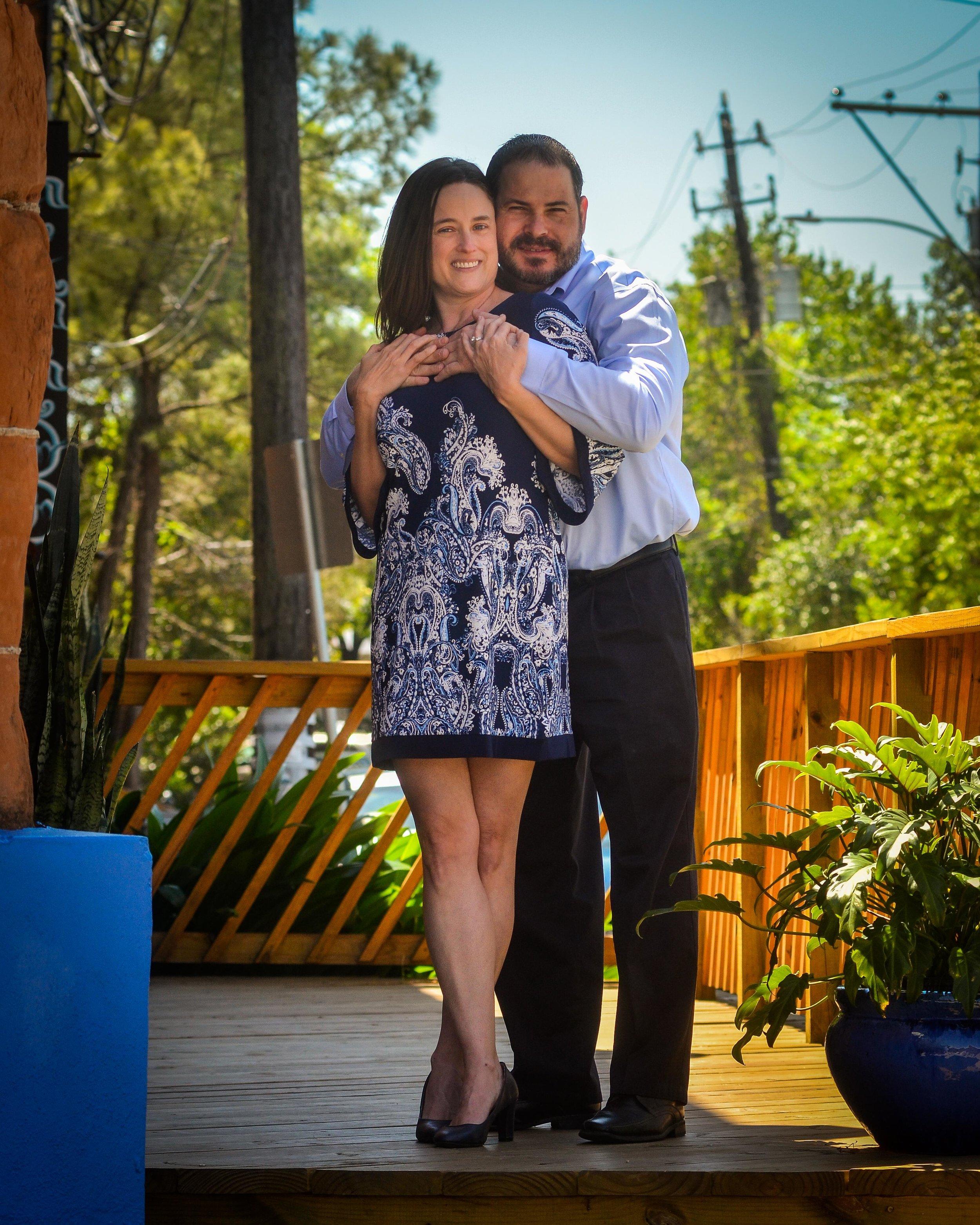 Katherine and Brandon wish to adopt