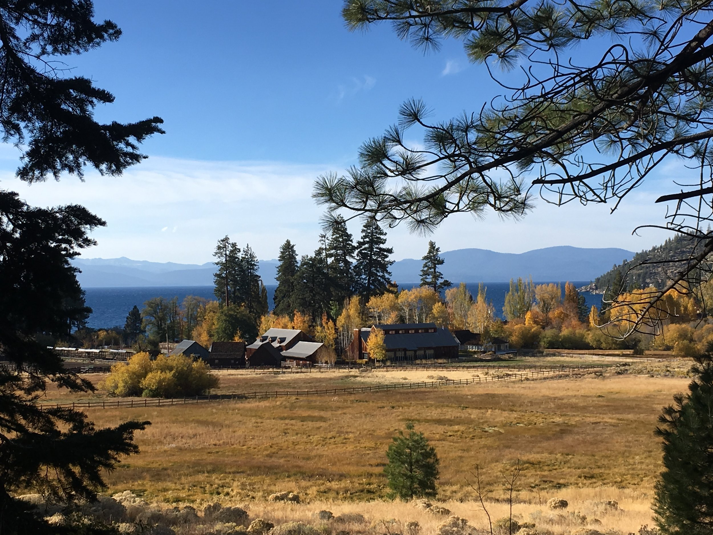 Lake Tahoe, NV -November 2016