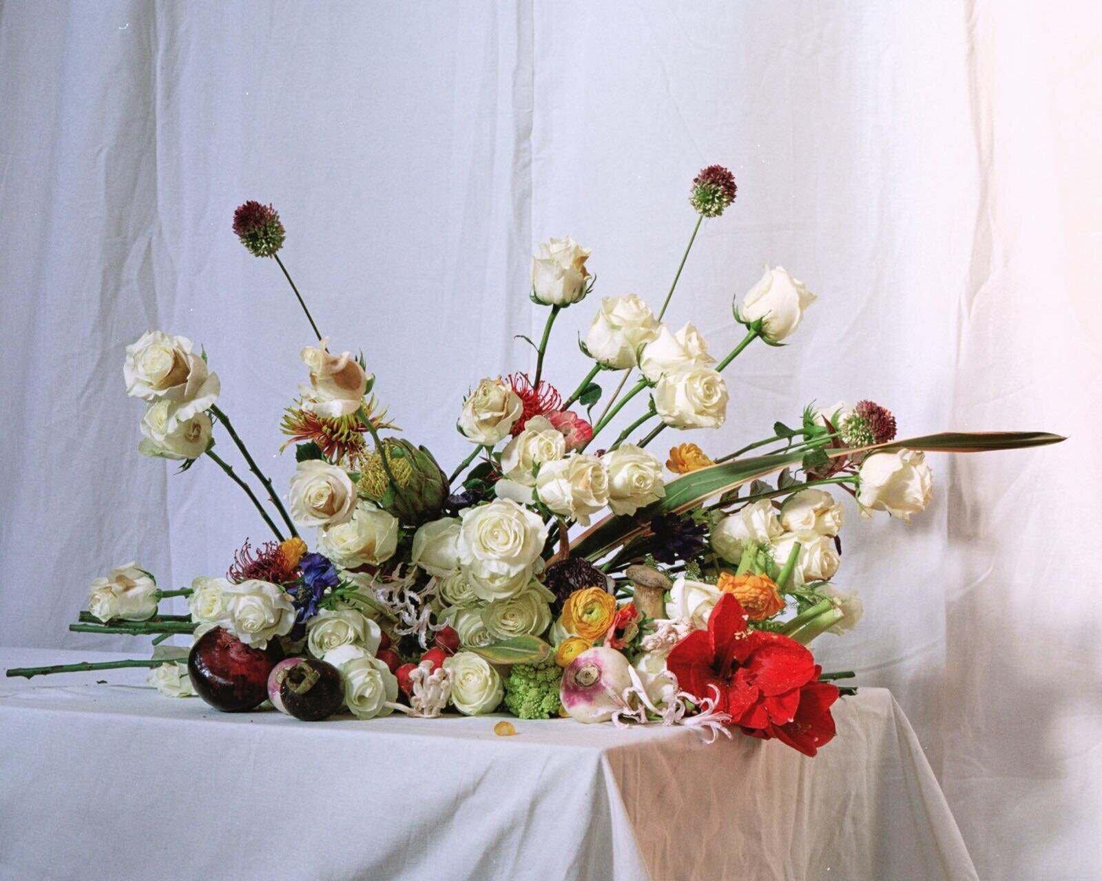 Setup Flowers -