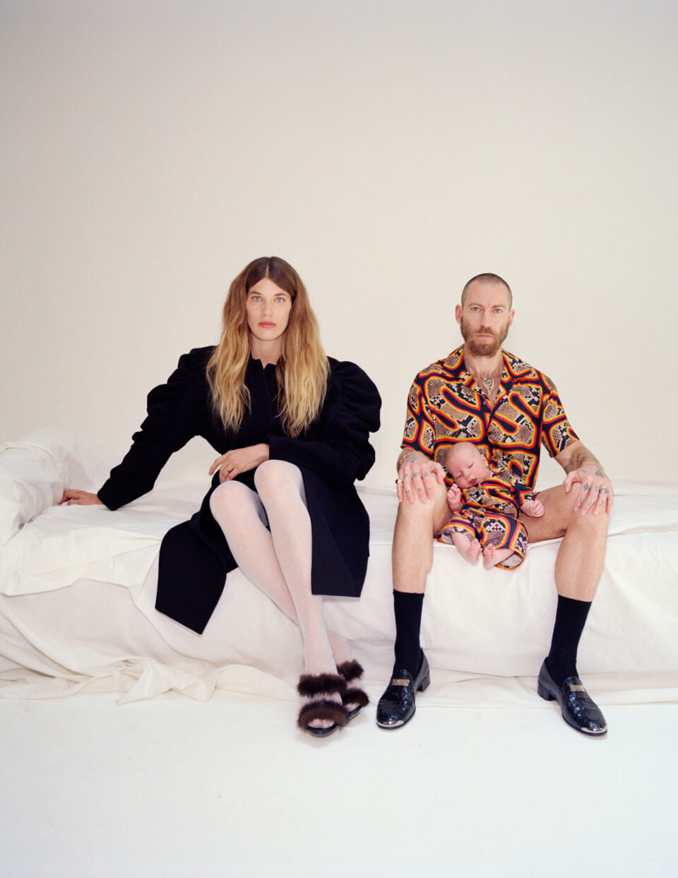 Vogue - Veronika Heilbrunner & Justin O'Shea