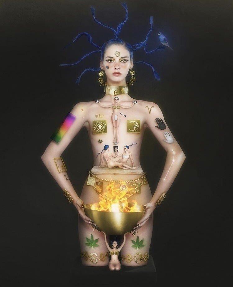 Sita Abellan - Lilith