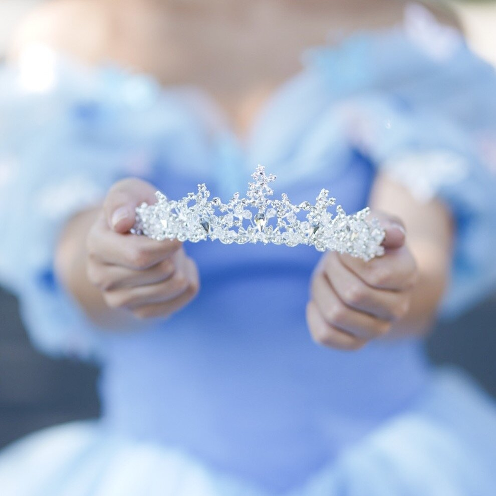 Cosplay your heart out. - Our character-specific tiaras in our Storybook Tiara Collection are commonly used in cosplays at some of the biggest conventions and expos in the world. Use our tiaras as the base for your next cosplay or as the cherry-on-top.
