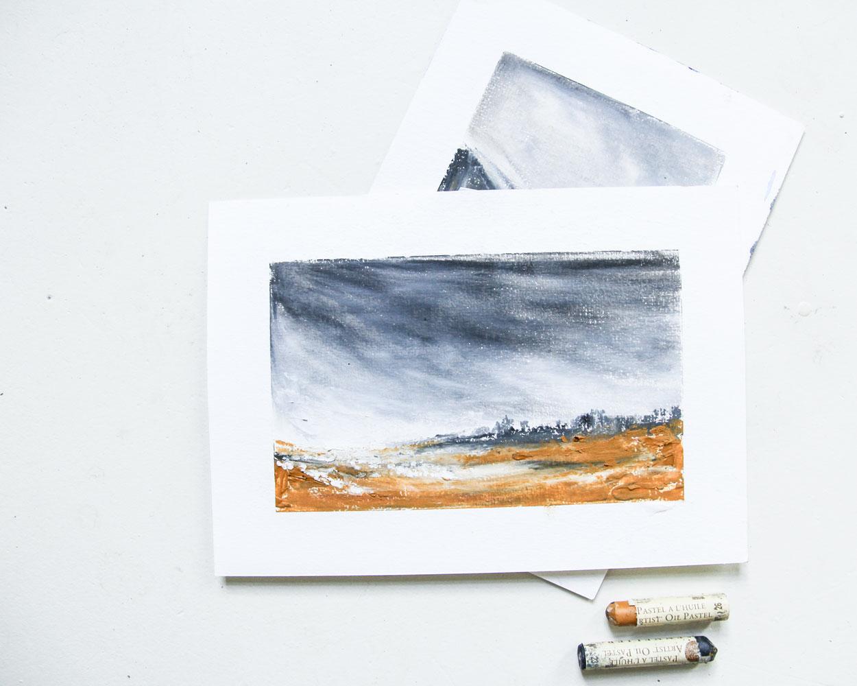Endless view Holtingerveld   16 x 9,5 cm   €89