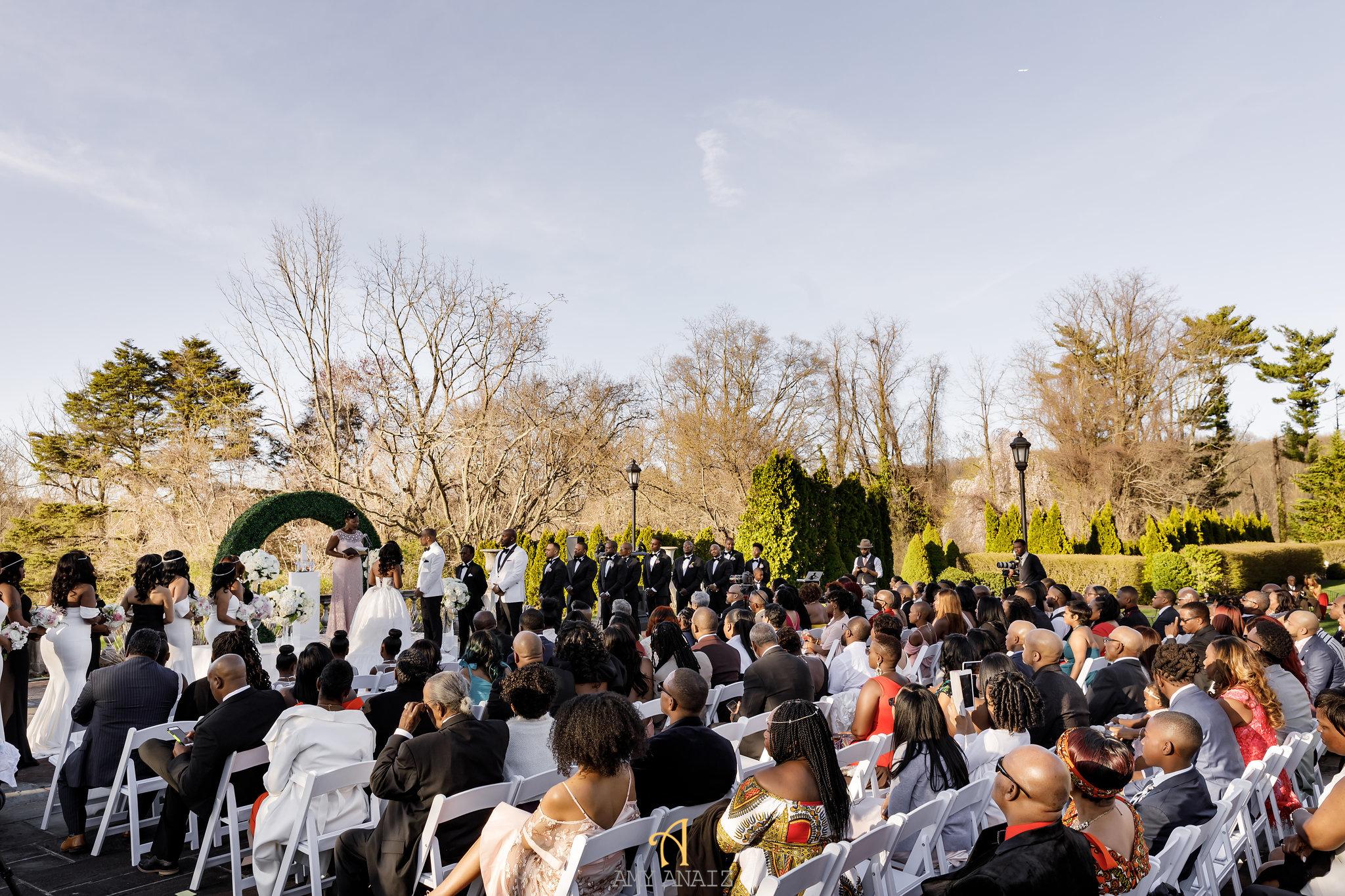 NYIT de Serversky Mansion Wedding, Wedding Ceremony, Long Island Wedding.JPG