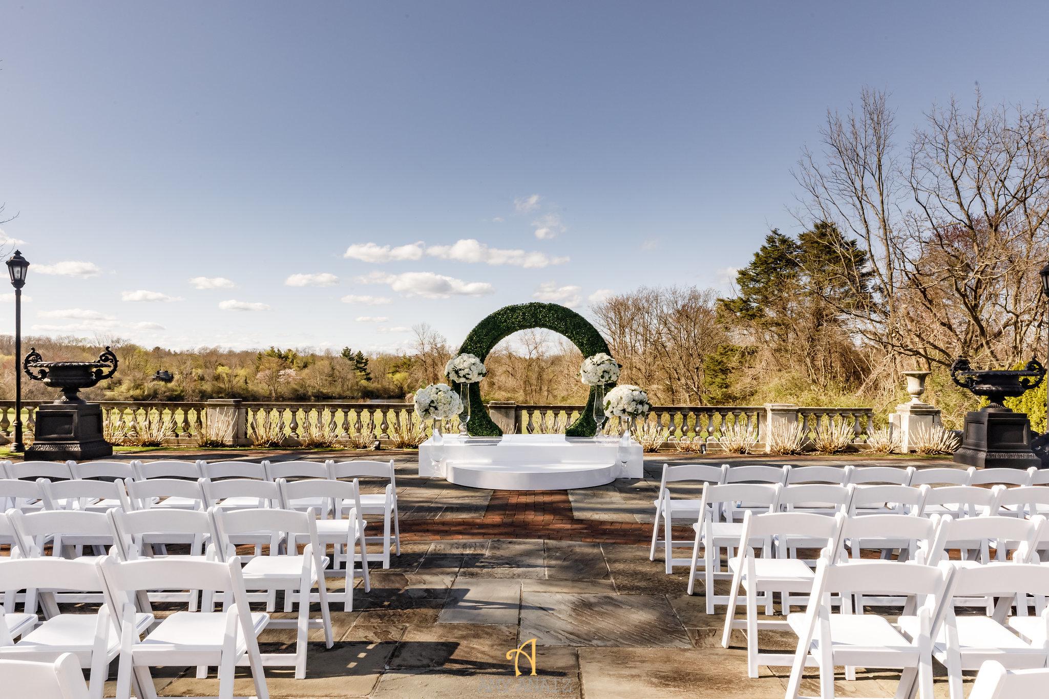 NYIT de Serversky Mansion Wedding, Long Island Wedding Ceremony.JPG