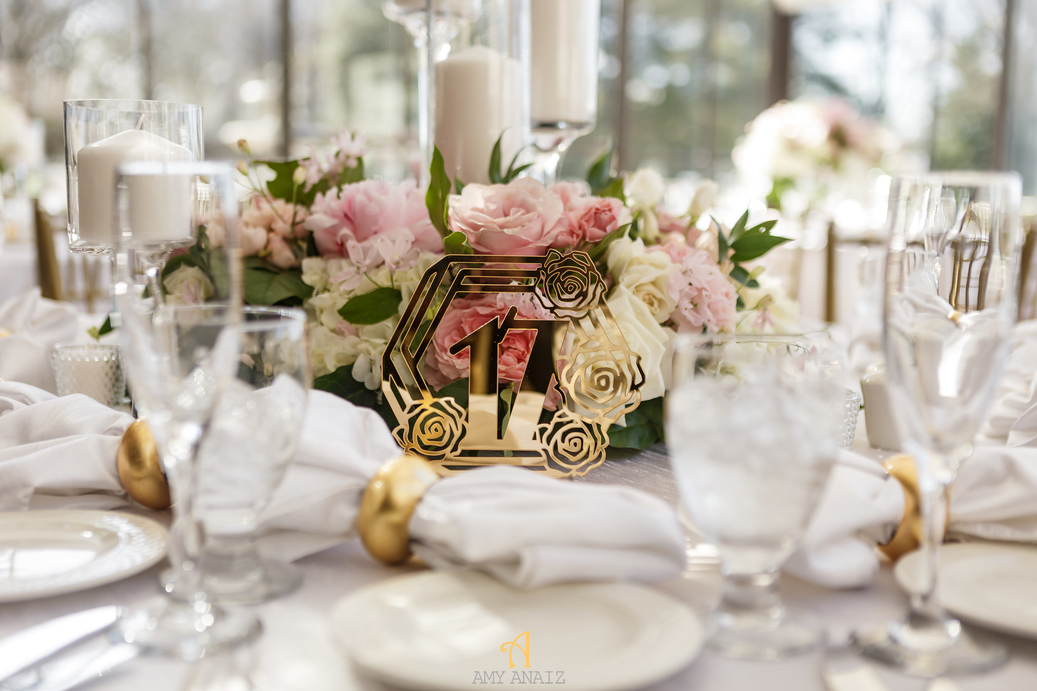 NYIT de Serversky Mansion, Long Island Wedding Venue, Wedding Reception, Blush and Gold Wedding.JPG
