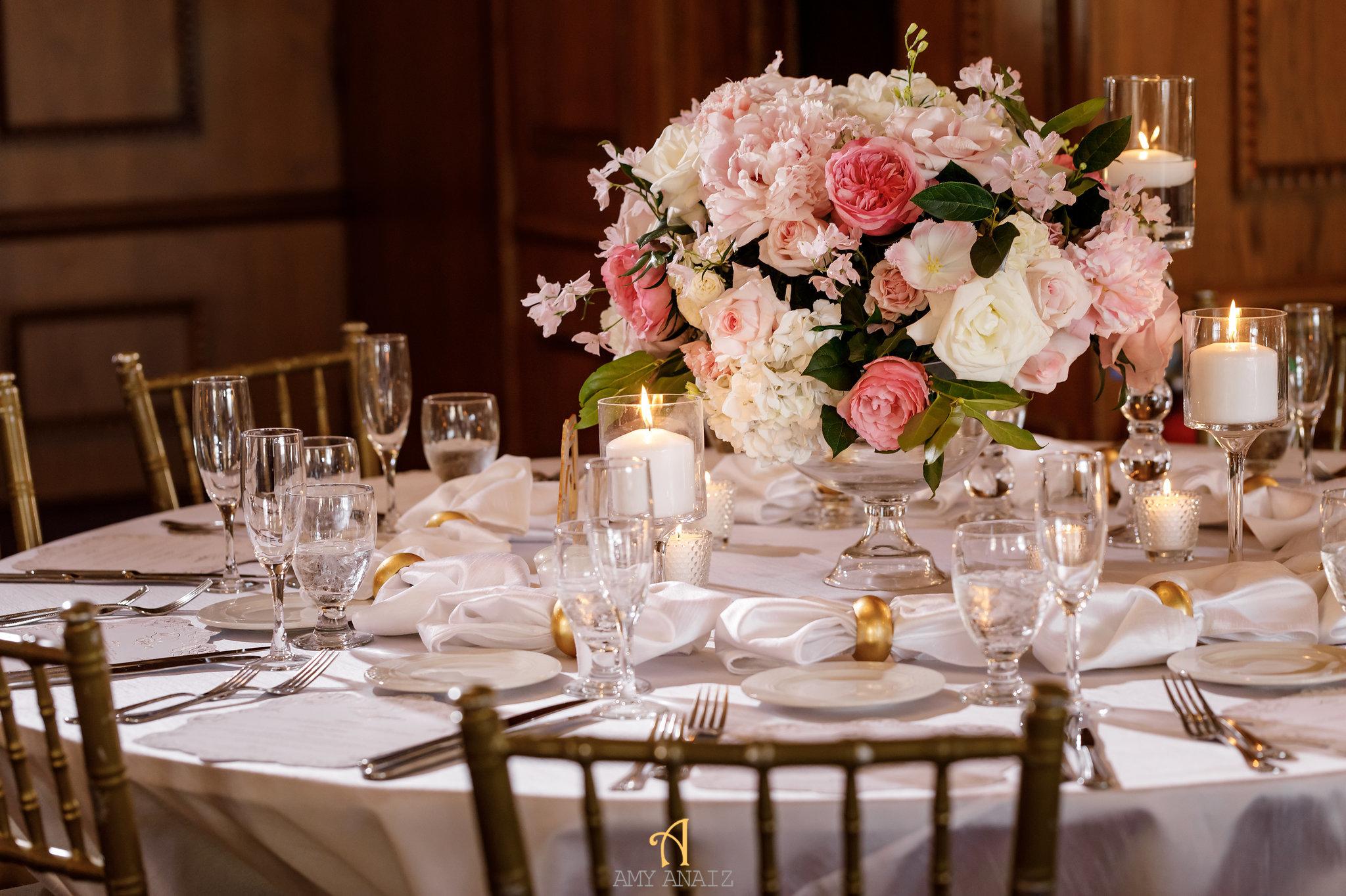 NYIT de Serversky Mansion, Long Island Wedding, Blush, and Ivory Wedding Flowers.JPG
