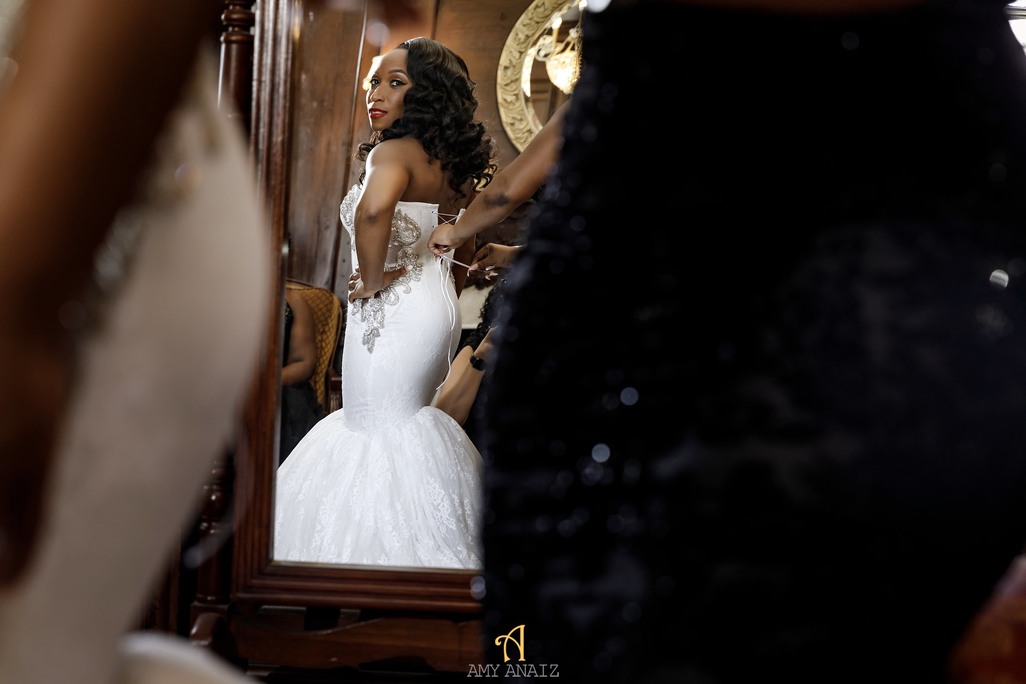 NYIT de Serversky Mansion, Ryan and Walter Wedding Gown.JPG