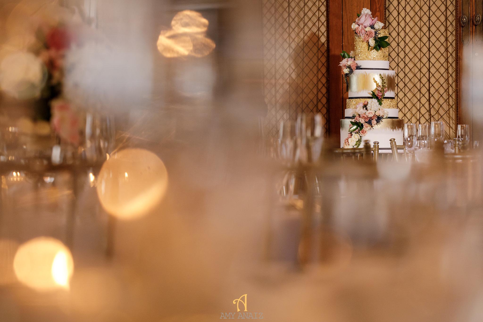 NYIT de Serversky Mansion, Wedding Cake, Long Island Wedding.JPG