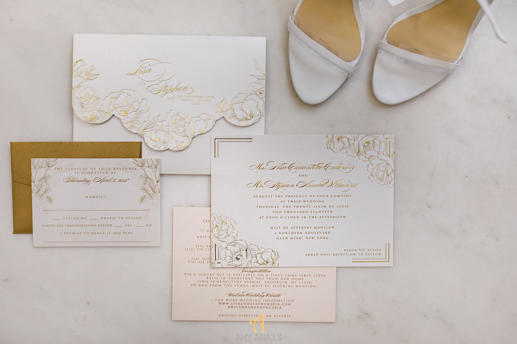 NYIT de Serversky Mansion, Long Island Wedding, Bridal Details, Bridal Shoes.JPG