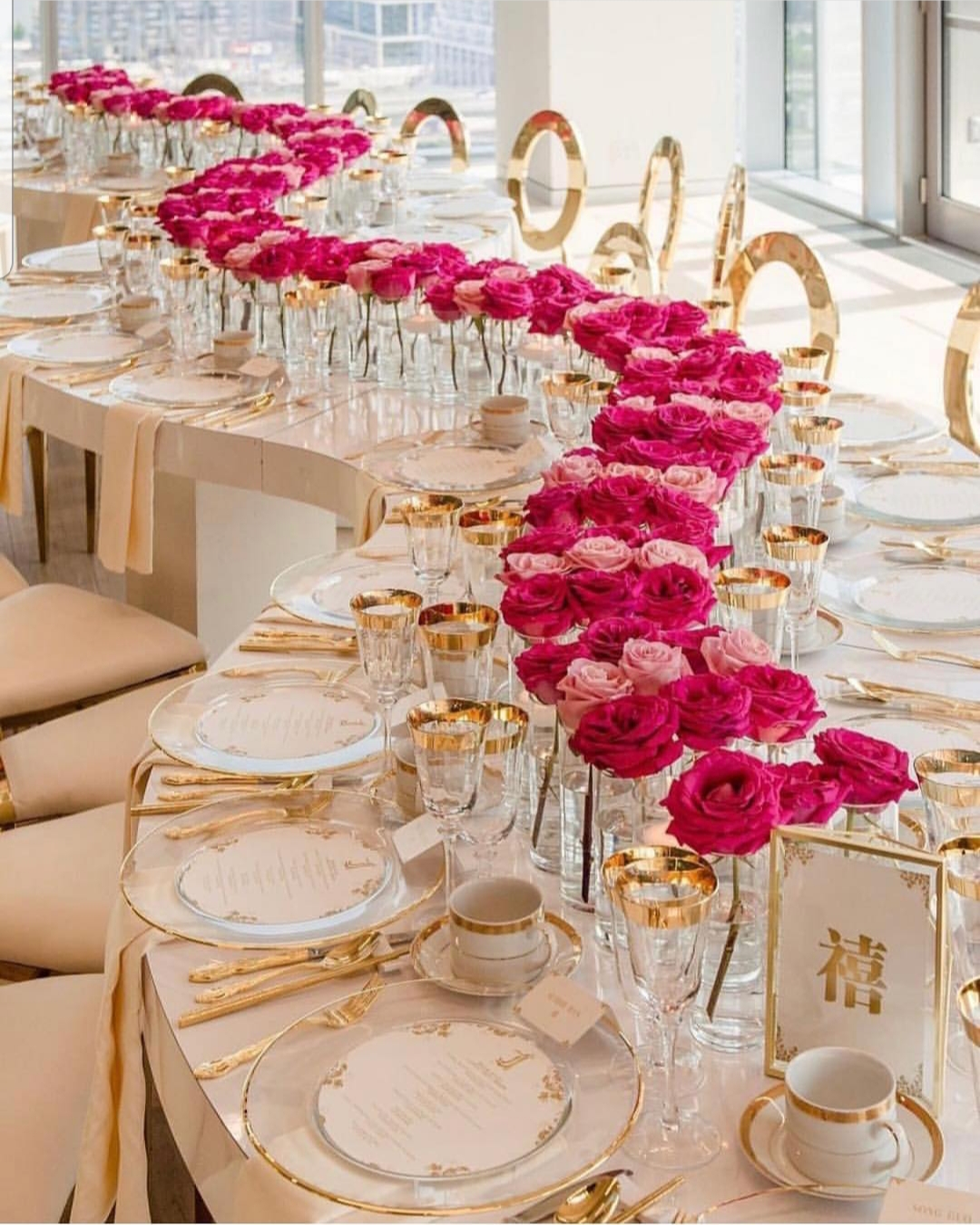 Single Rose Runner, Estate Table  Rachel Clingen.jpg