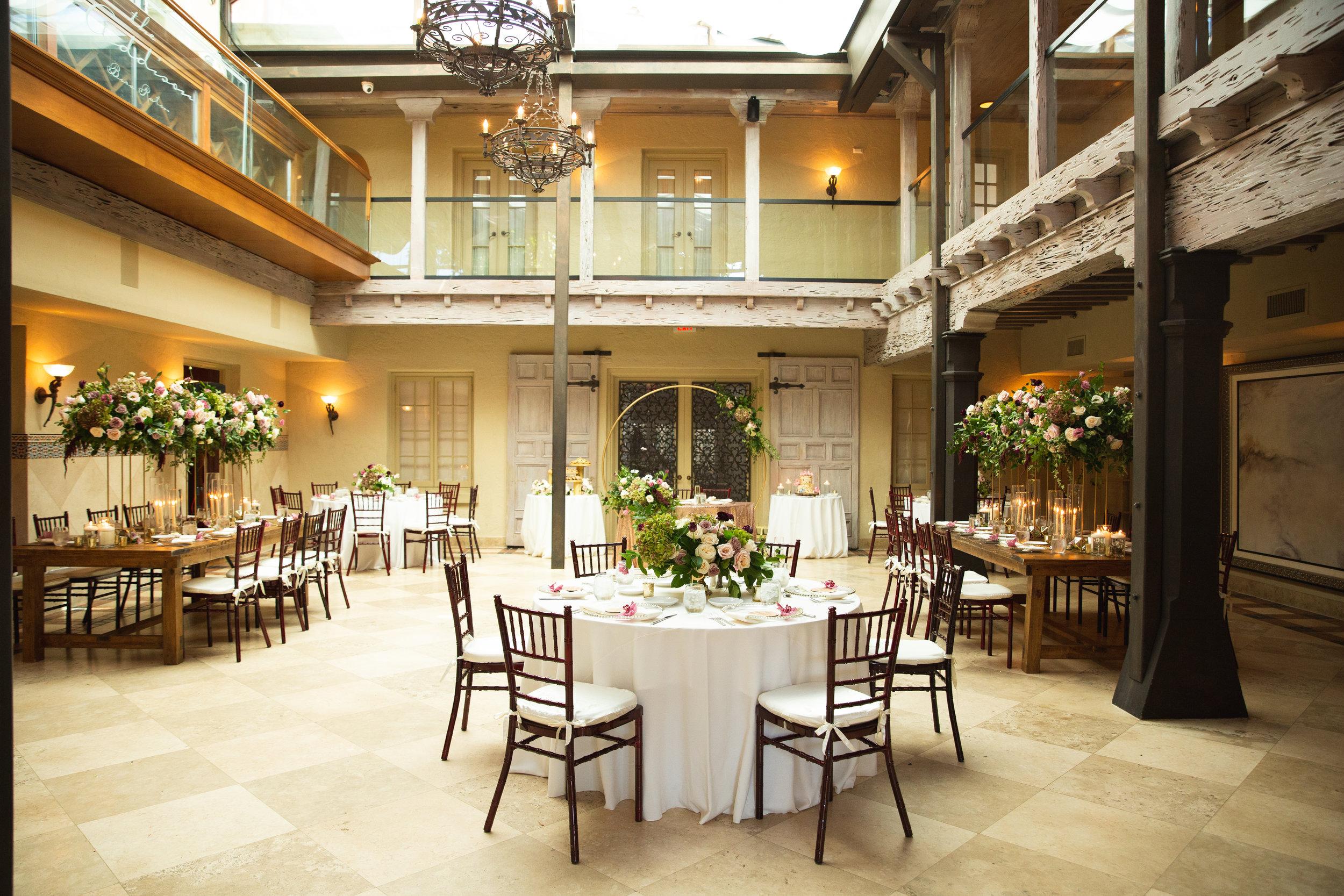 The Addison Boca Raton, South Florida Wedding, Garden Glam Wedding, Wedding Reception, Wedding Flowers.jpg