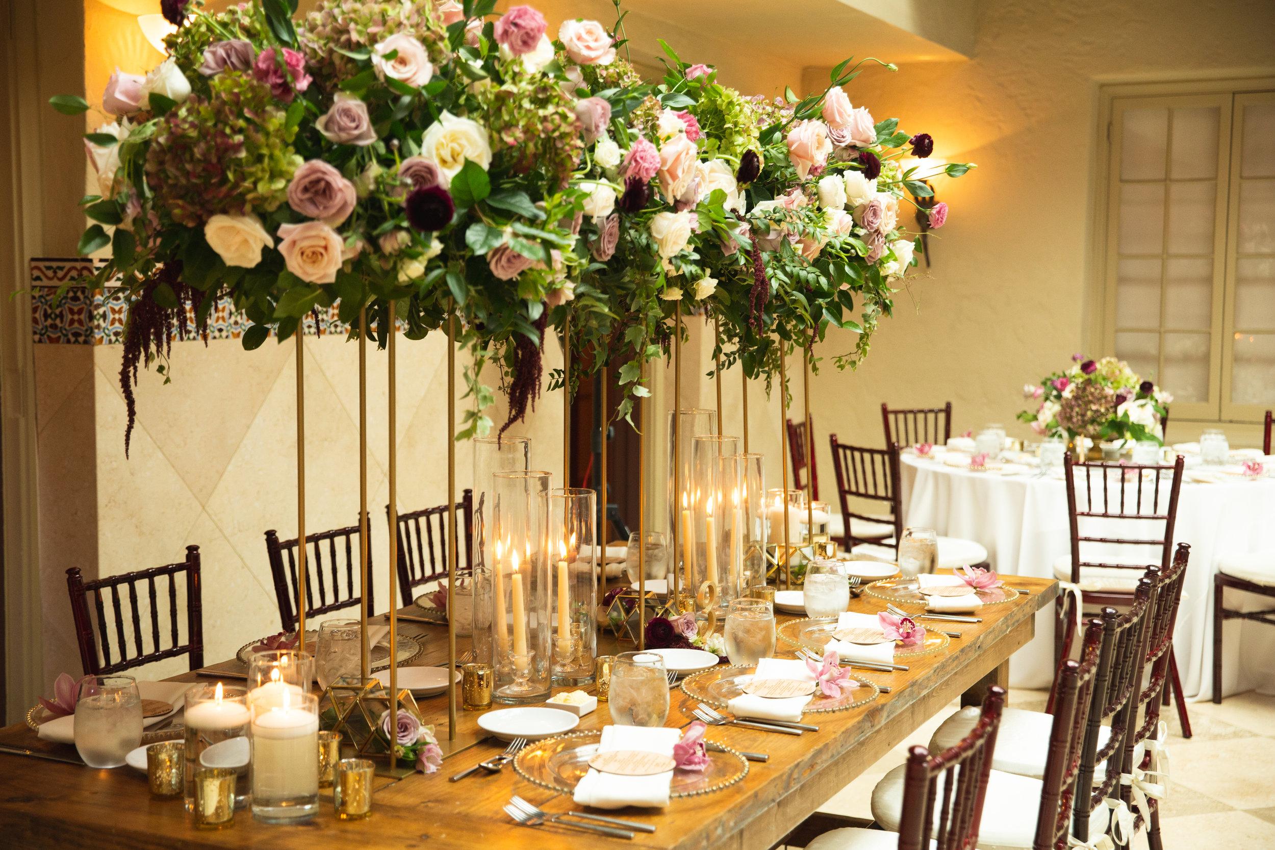 The Addison Boca Raton, South Florida Wedding, Garden Style Wedding, Estate Table.jpg