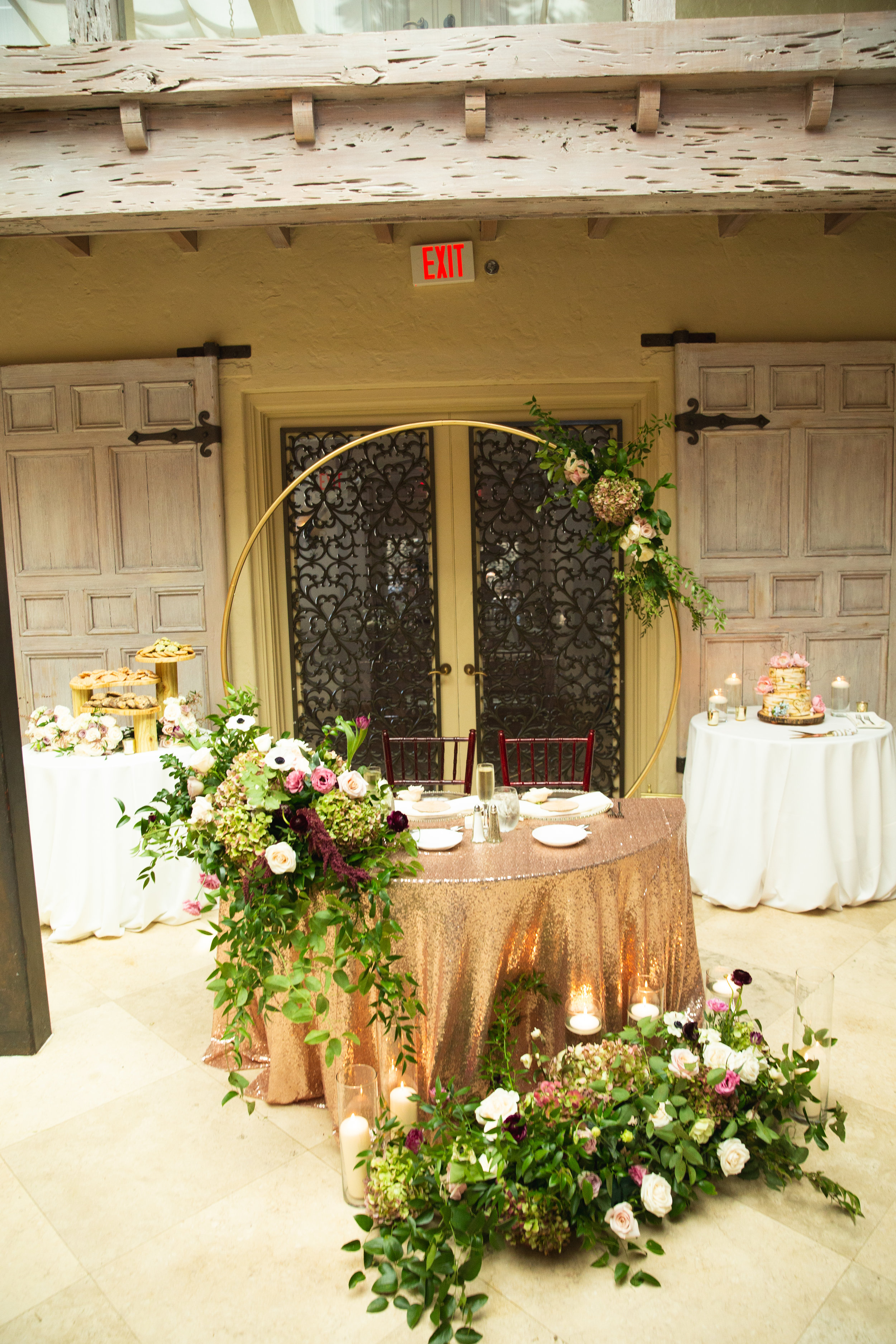 The Addison Boca Raton, South Florida Wedding, Sweetheart Table, Garden Glam Wedding, South Florida Wedding Florist.jpg