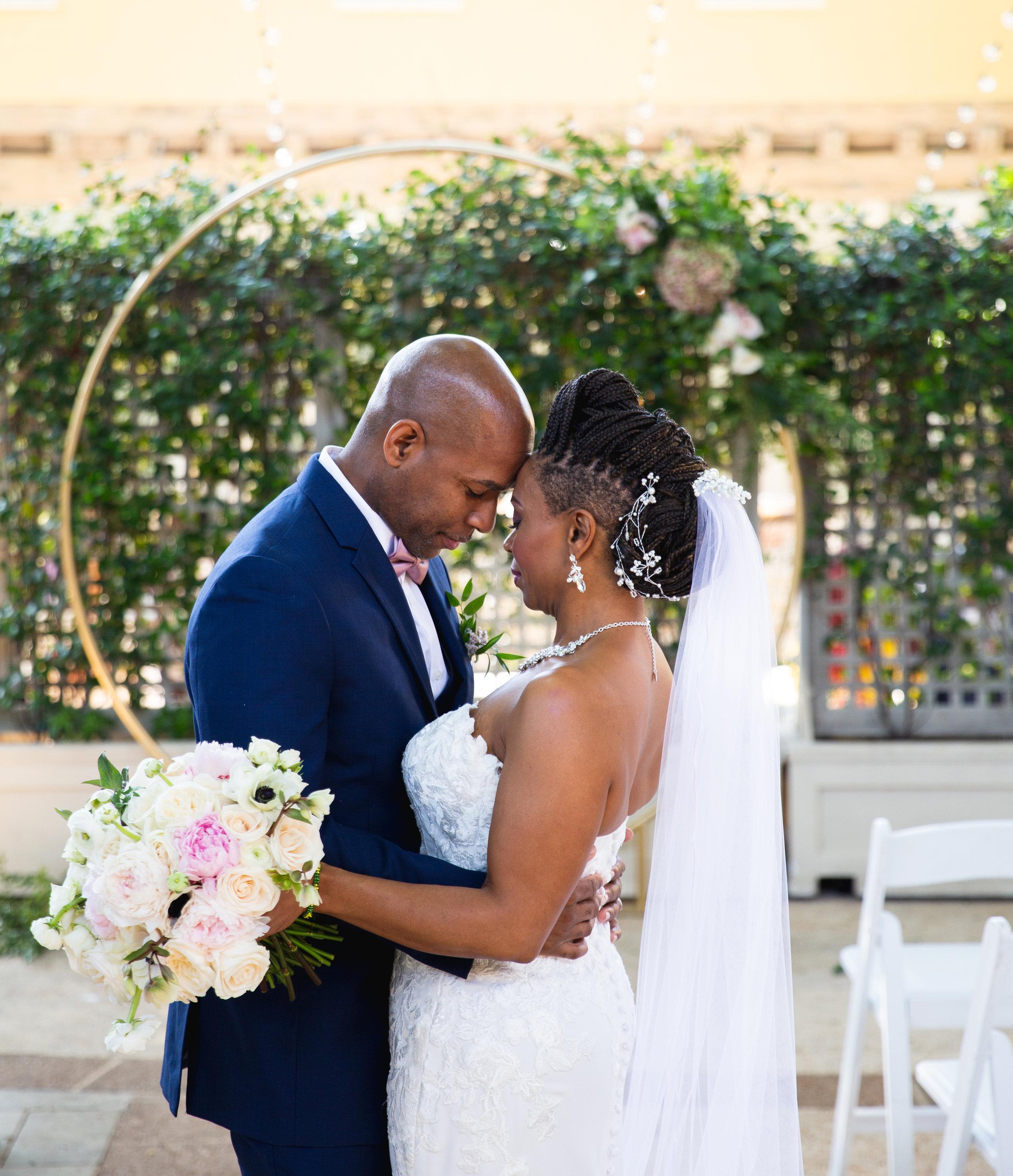 The Addison Boca Raton, South Florida Wedding, Bridal Bouquet, Wedding Portrait, Garden Wedding.jpg