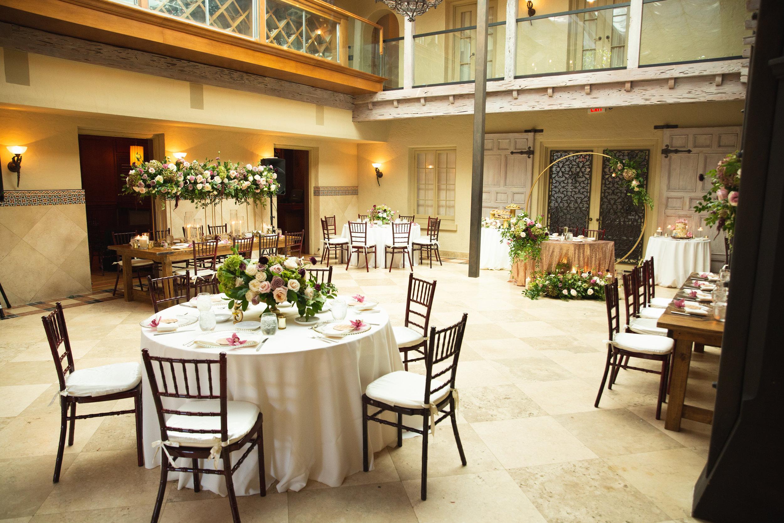The Addison Boca Raton, South Florida Wedding, Garden Glam Wedding, Wedding Reception Flowers.jpg