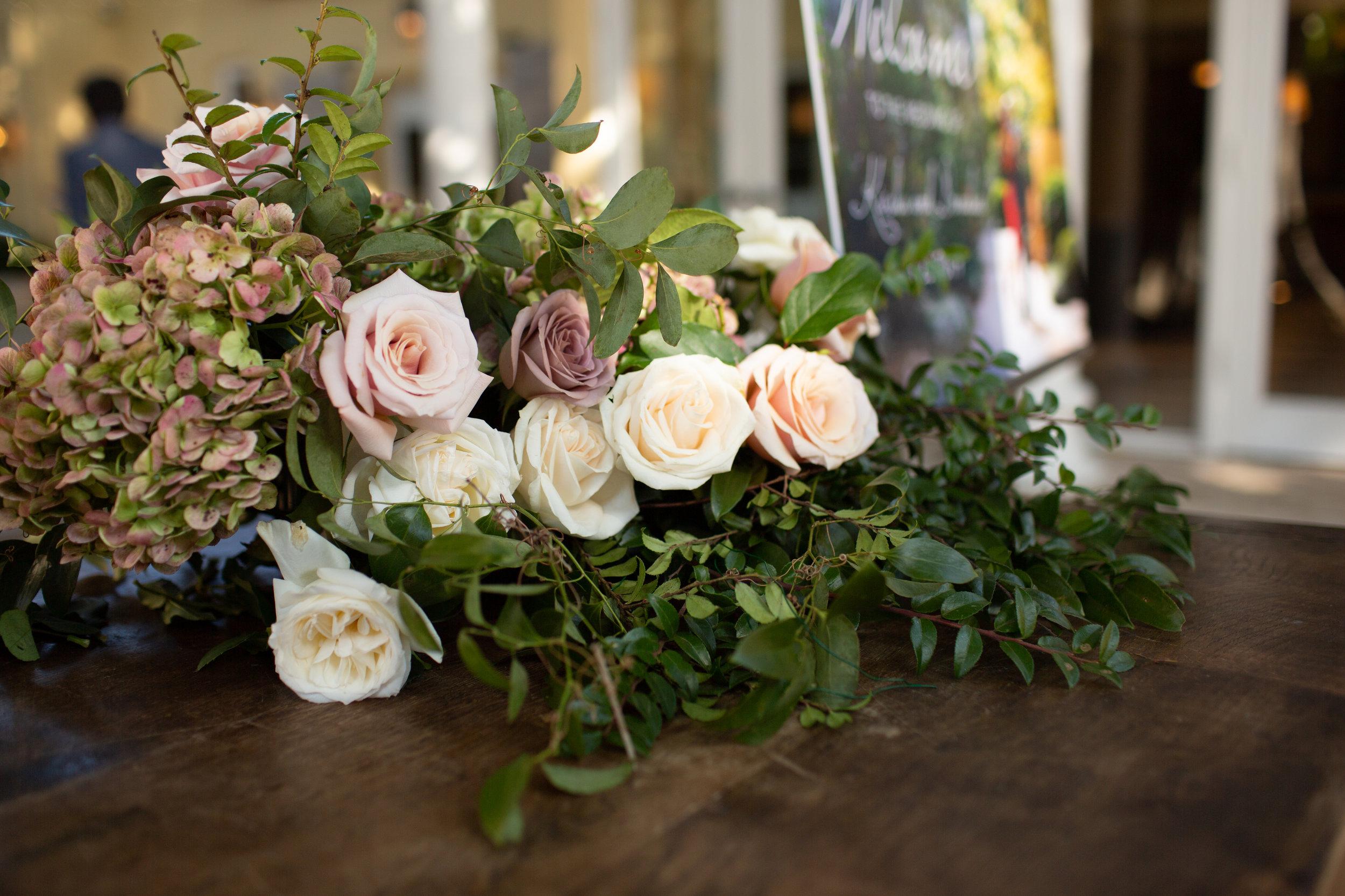 The Addison Boca Raton, South Florida Wedding, Garden Style Wedding, Welcome Table.jpg