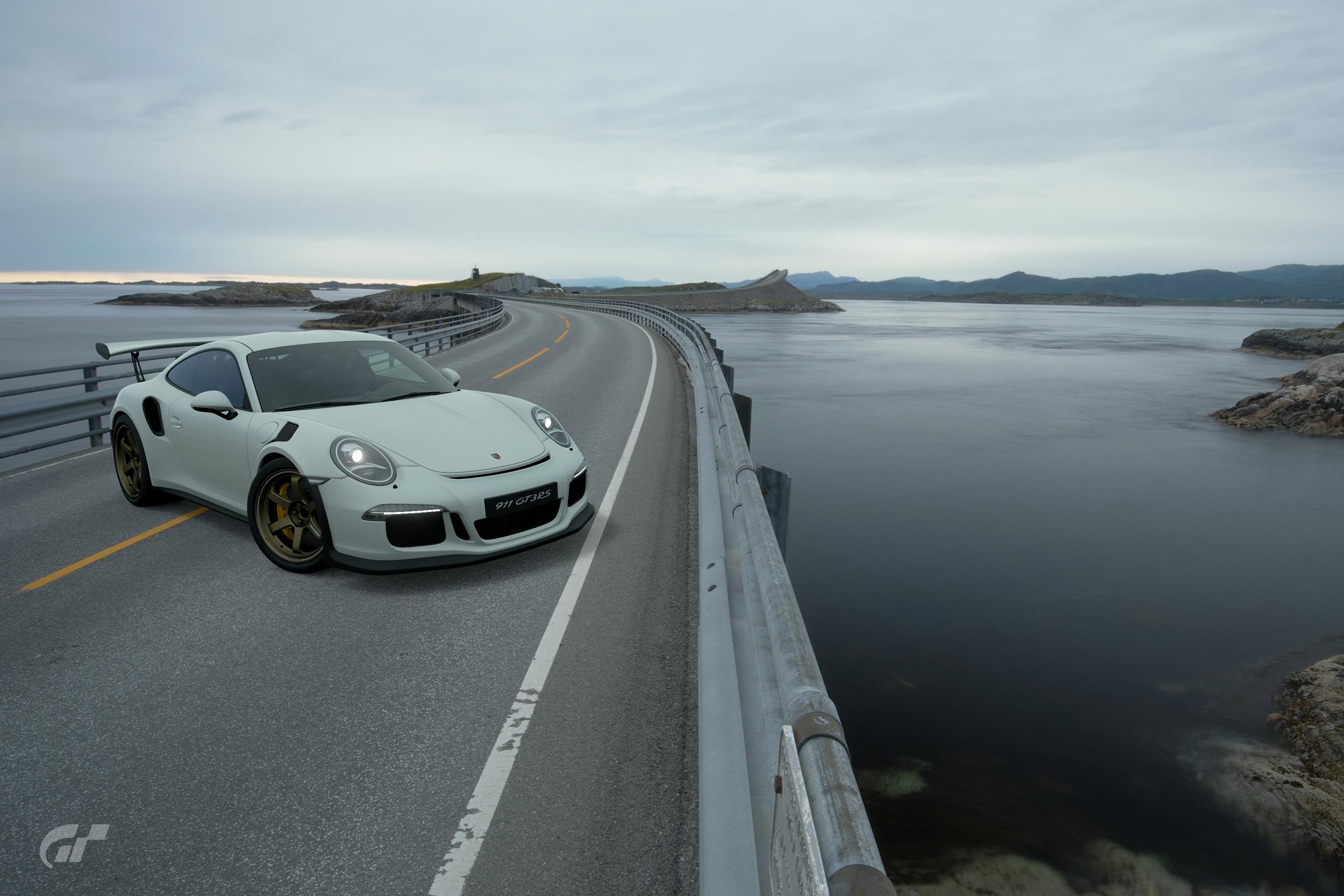 Photo mode in GT Sport is highly triggering to my wanderlust tendencies.