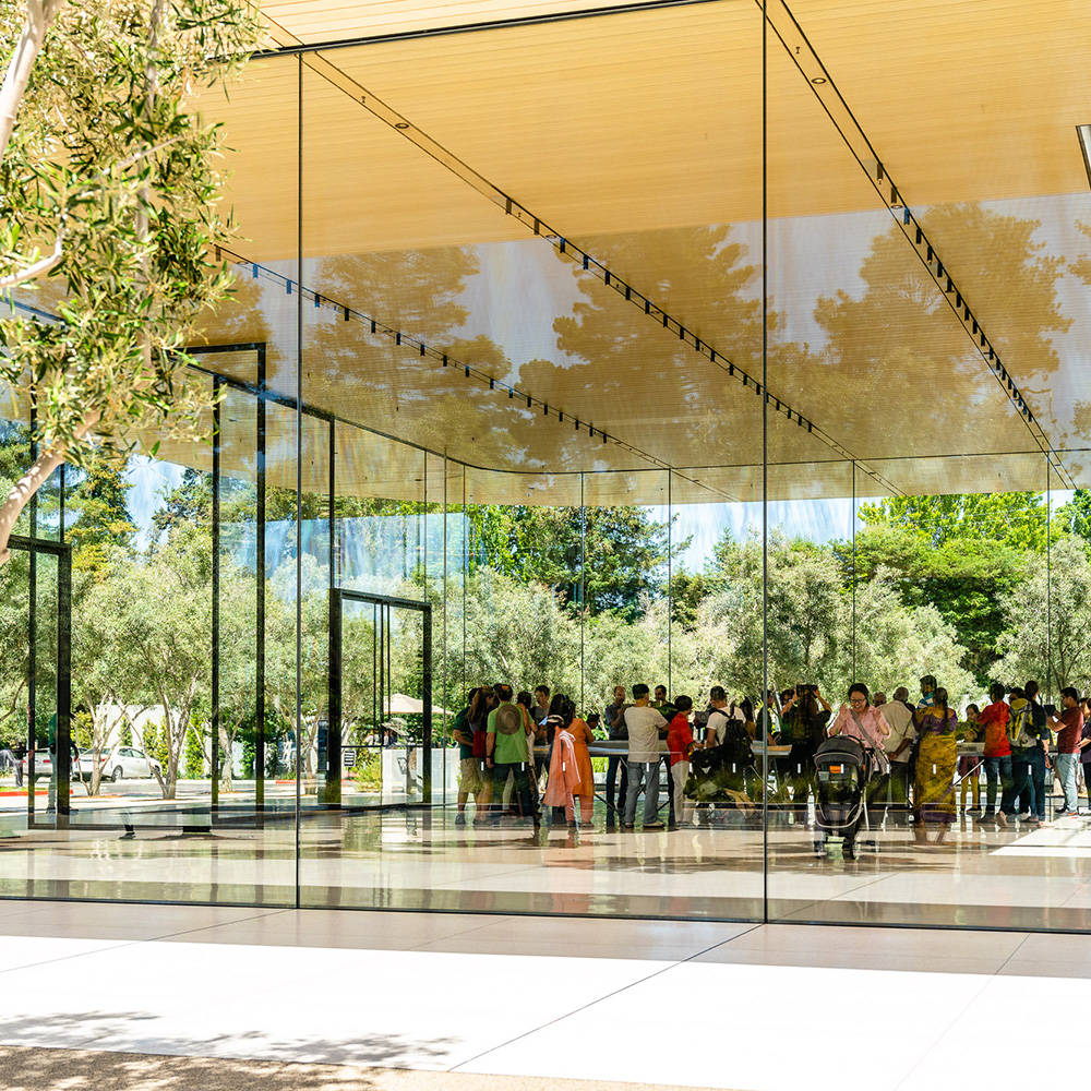 Apple Park Visitor Center - PHOTOWALK | 06/23/2018