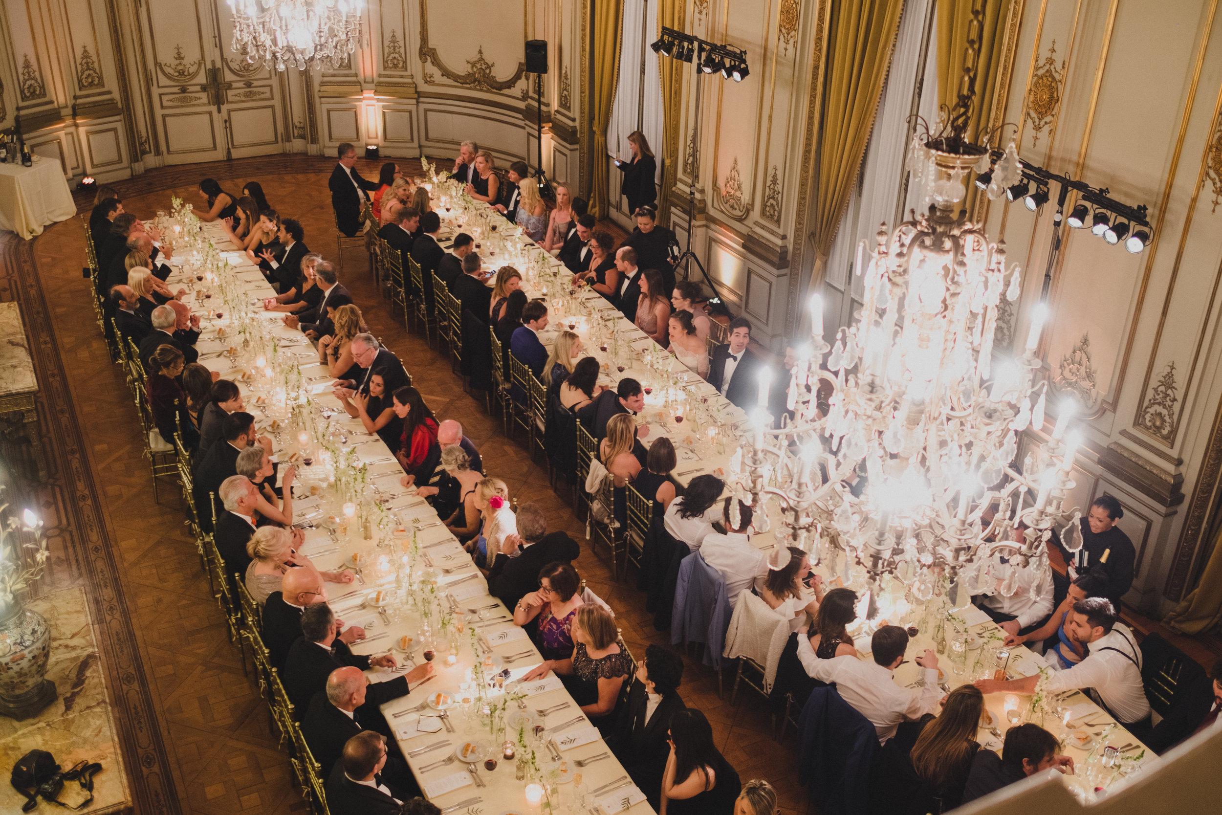 Palacio Paz, Buenos Aires Wedding