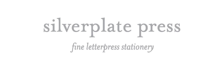 silveplate press branding