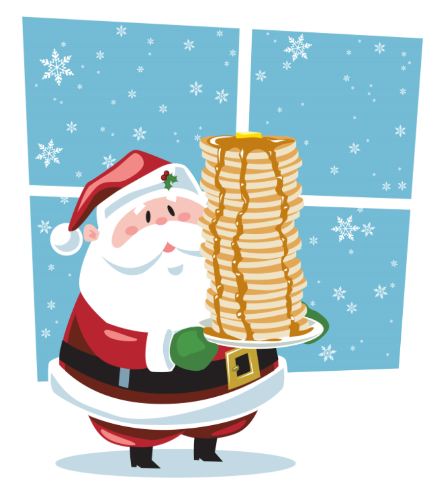 Breakfast with Father Christmas - Such a lovely way to start the festive fun…and always a sell-out event