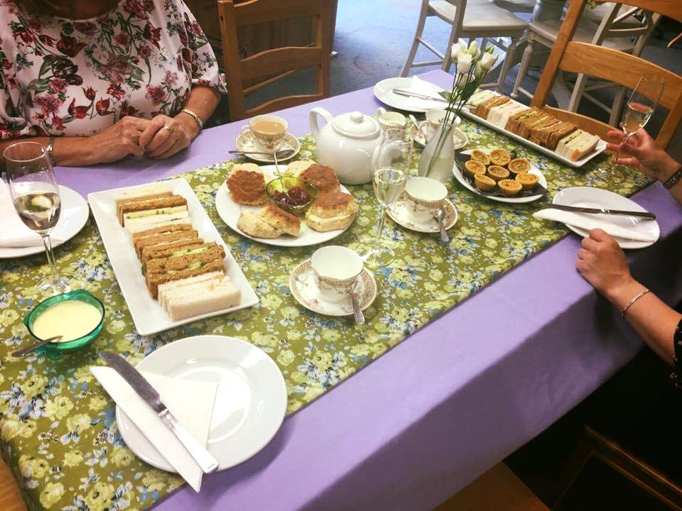 Traditional Afternoon Tea Parties