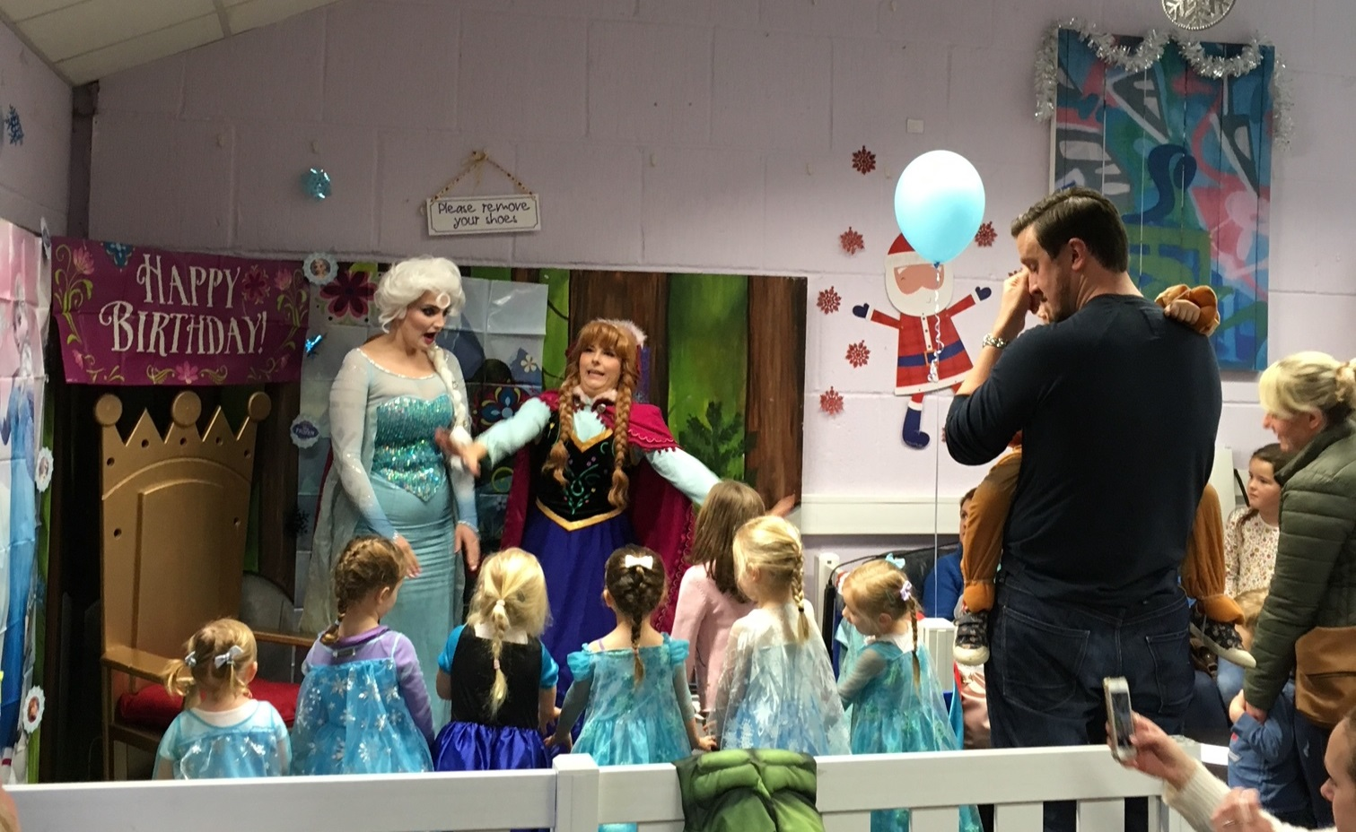 Children's parties - From the planning to the execution, we can make parties 'child's play'.