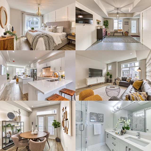 Starting at $598,800  19239 70th Avenue  www.claytonstation.ca.  New Show Home Alert 🚨!!!! #claytonstation #realestate #showhome #youcanlivehere #forcedairgasheating #gasstove #swarnandpar #cloverdale #clayton #moveintoday #dreamstar #fraservalley #townhome #fvreb #homelife #3bedroom #walkinpantry #parklike #airconditioning #whybuyused #luxurytownhome #doublegarage #home #community #kingsizebed