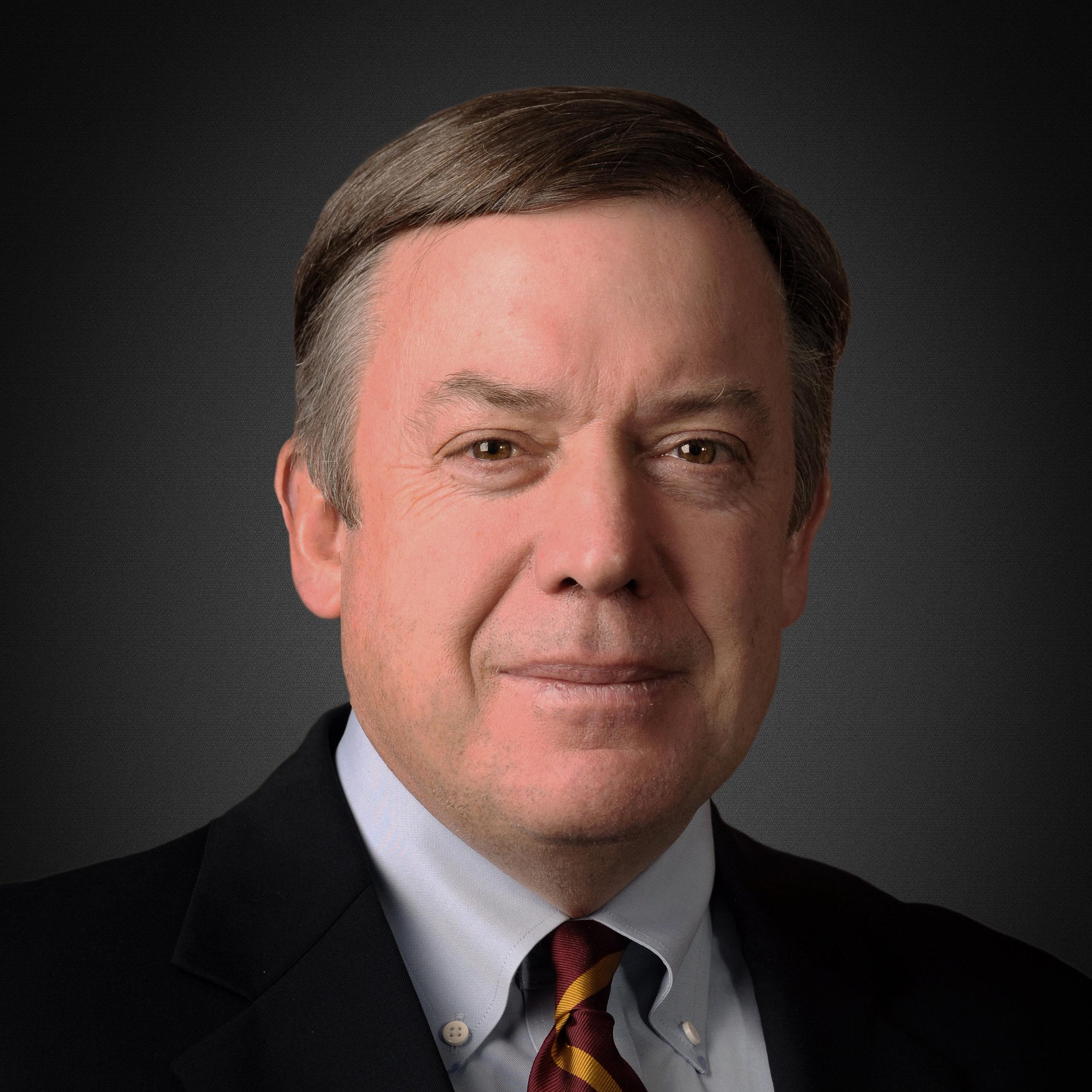 Dr. Michael Crow Senior Advisor, Education