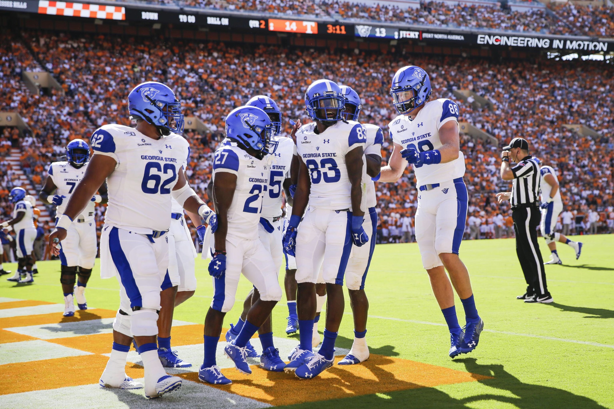 Georgia State proved they can defeat an SEC team, which puts them in an elite group.