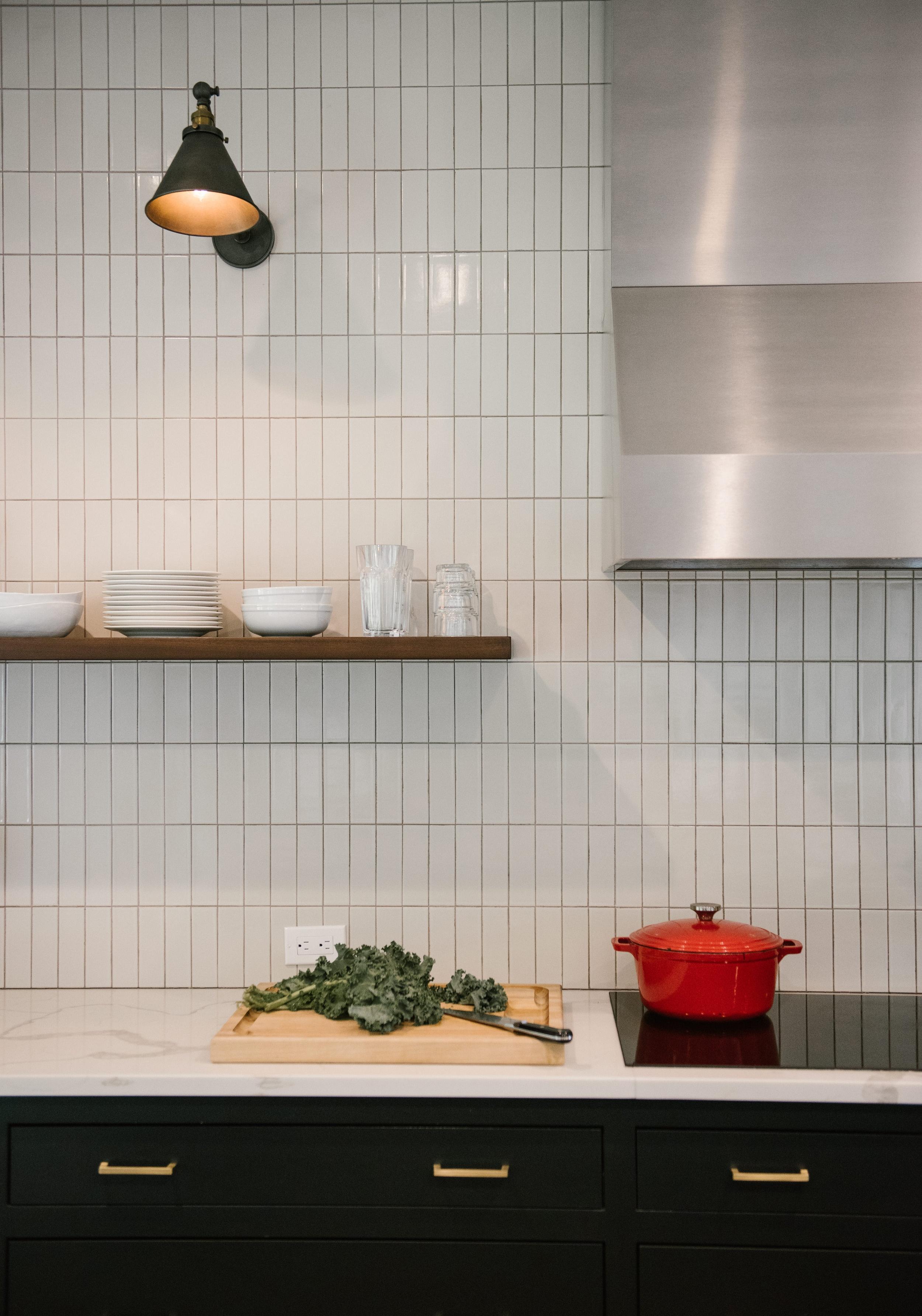 Modern Farmhouse Kitchen - Achoring the heart of the home.