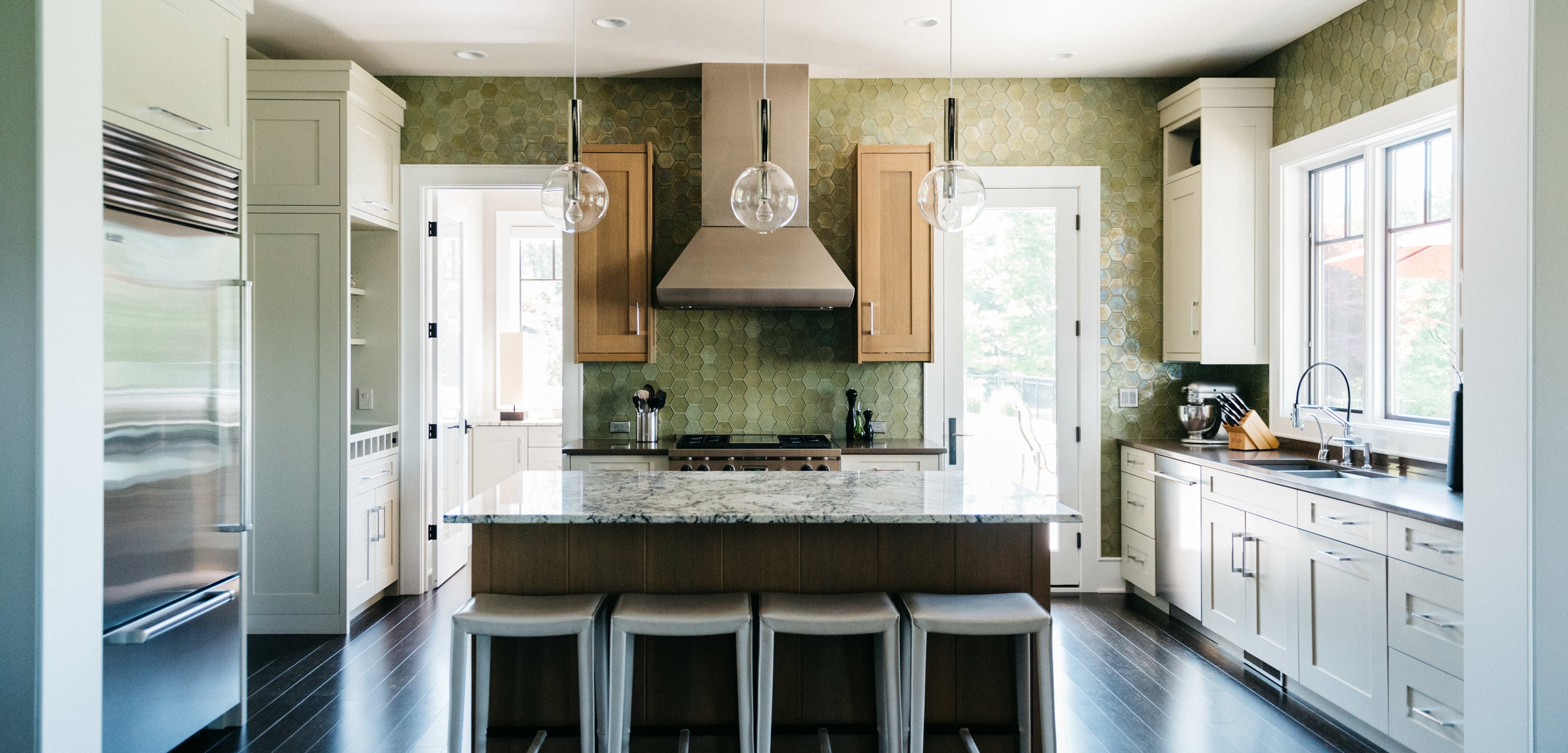 Modern Craftsman Home - A place for everyone and everything.