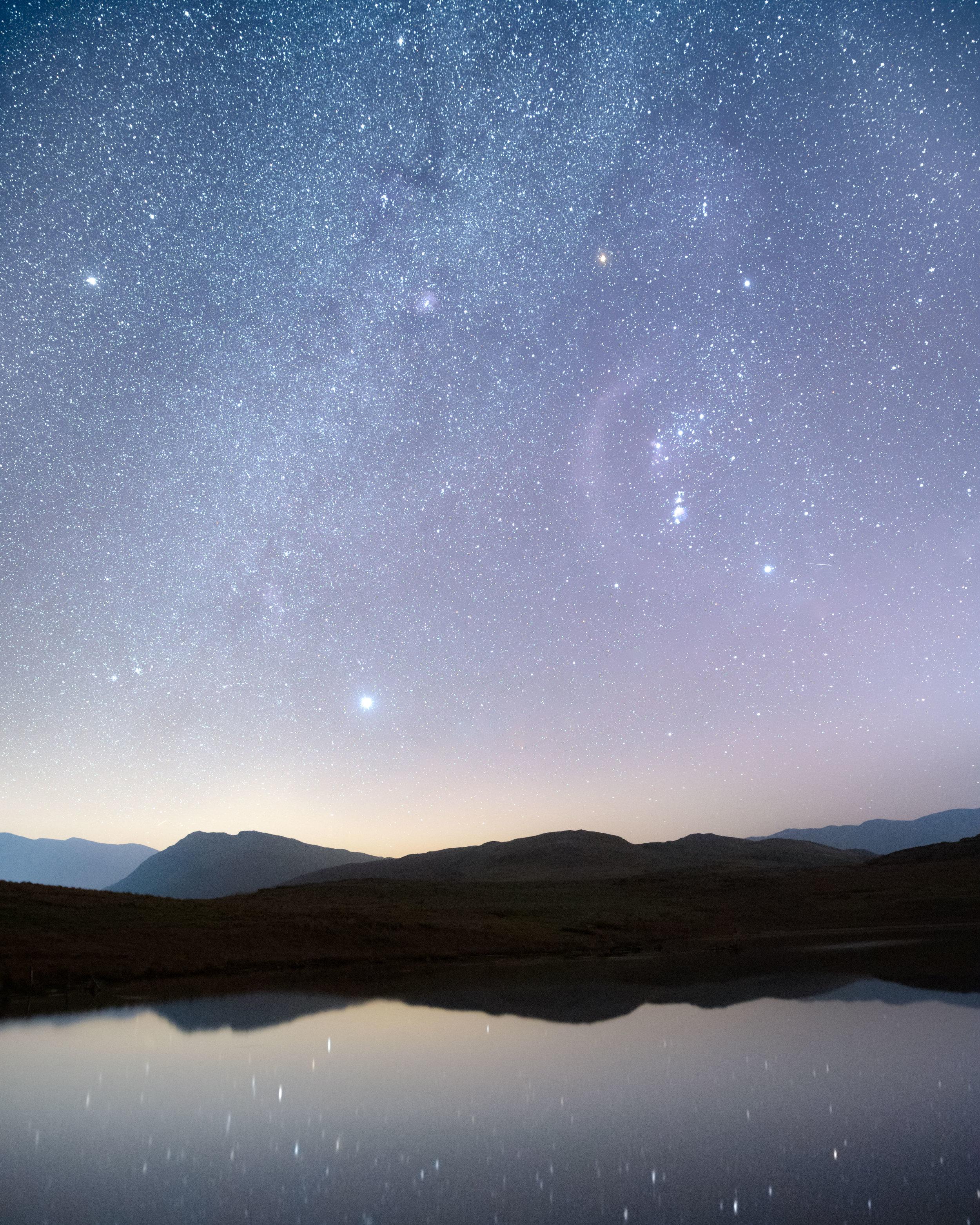 Stellar Reflections