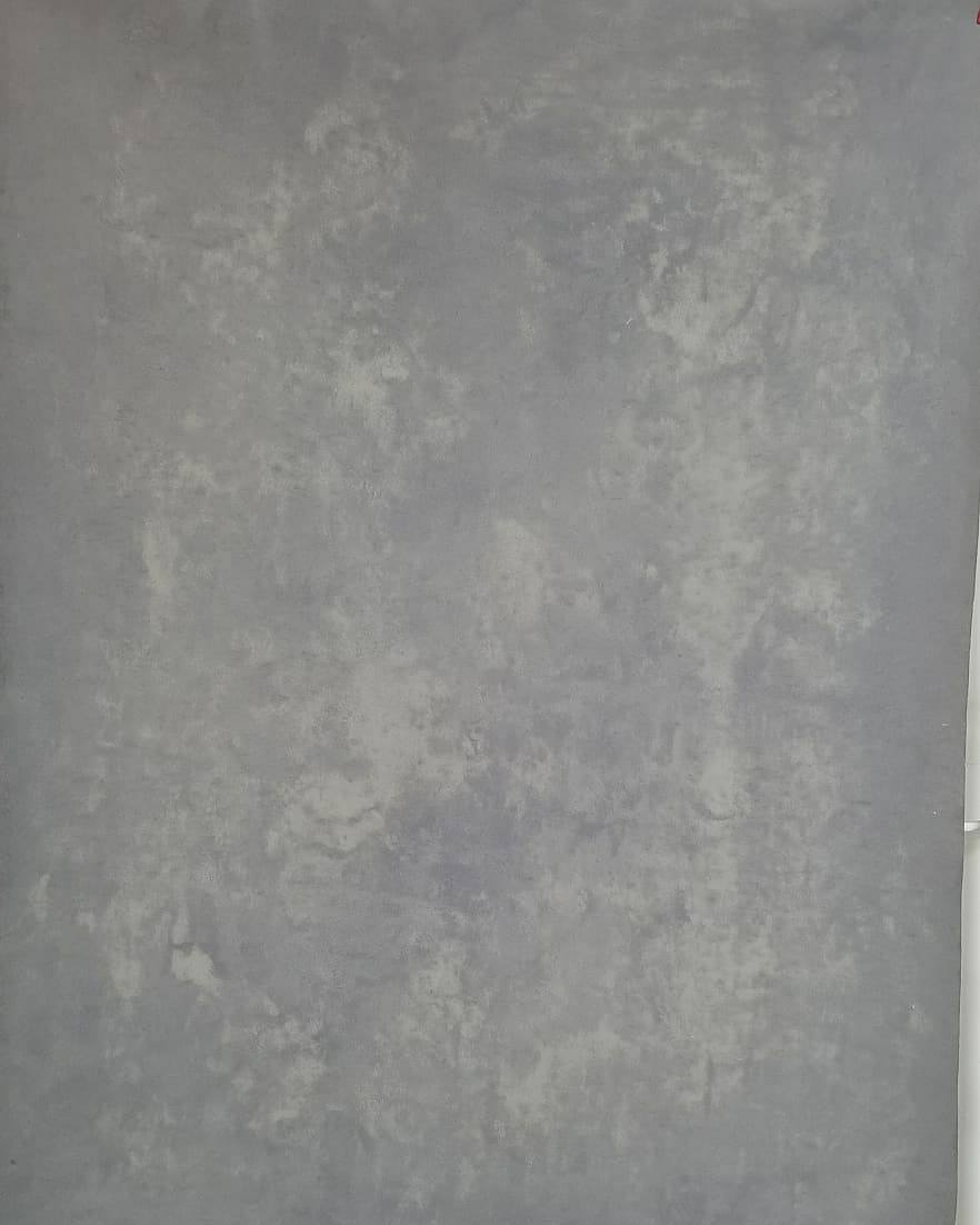 Neutral Gray Canvas Backdrop