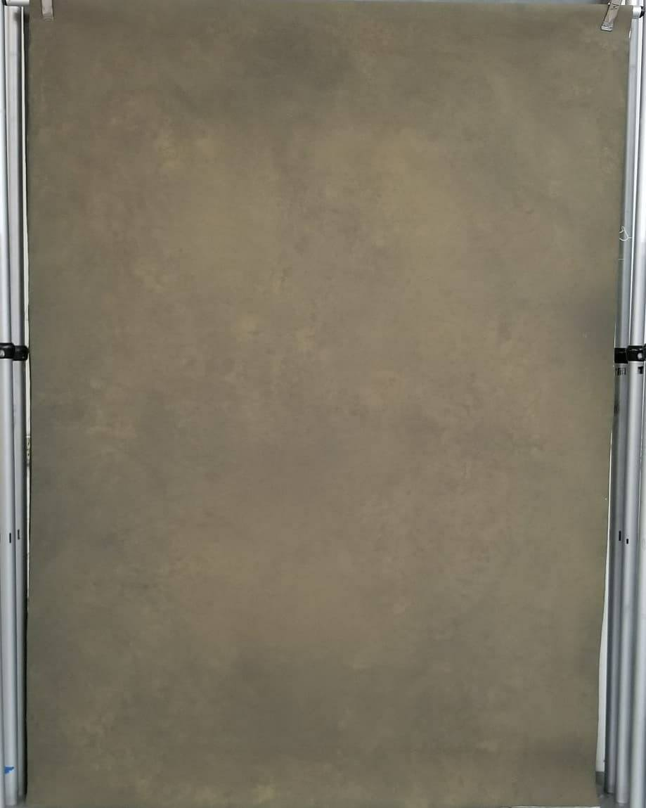 Neutral Brown Canvas Backdrop
