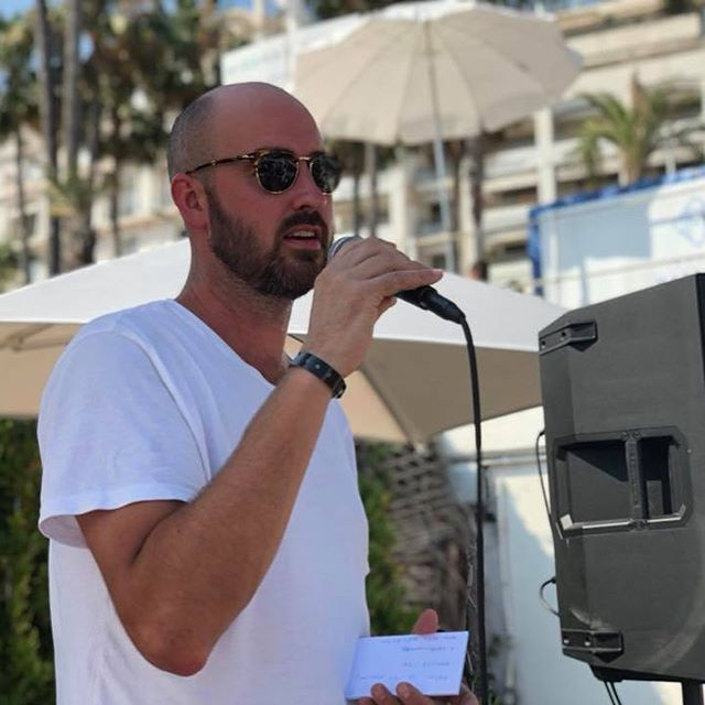 Creative North opens in Cannes. Chairman Jakob Stigler says welcome #creativenorth #canneslions2018 #canneslions #thenordics #scandinavia #marketing #advertising