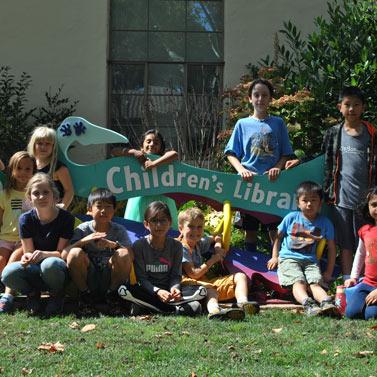 Palo Alto children's library