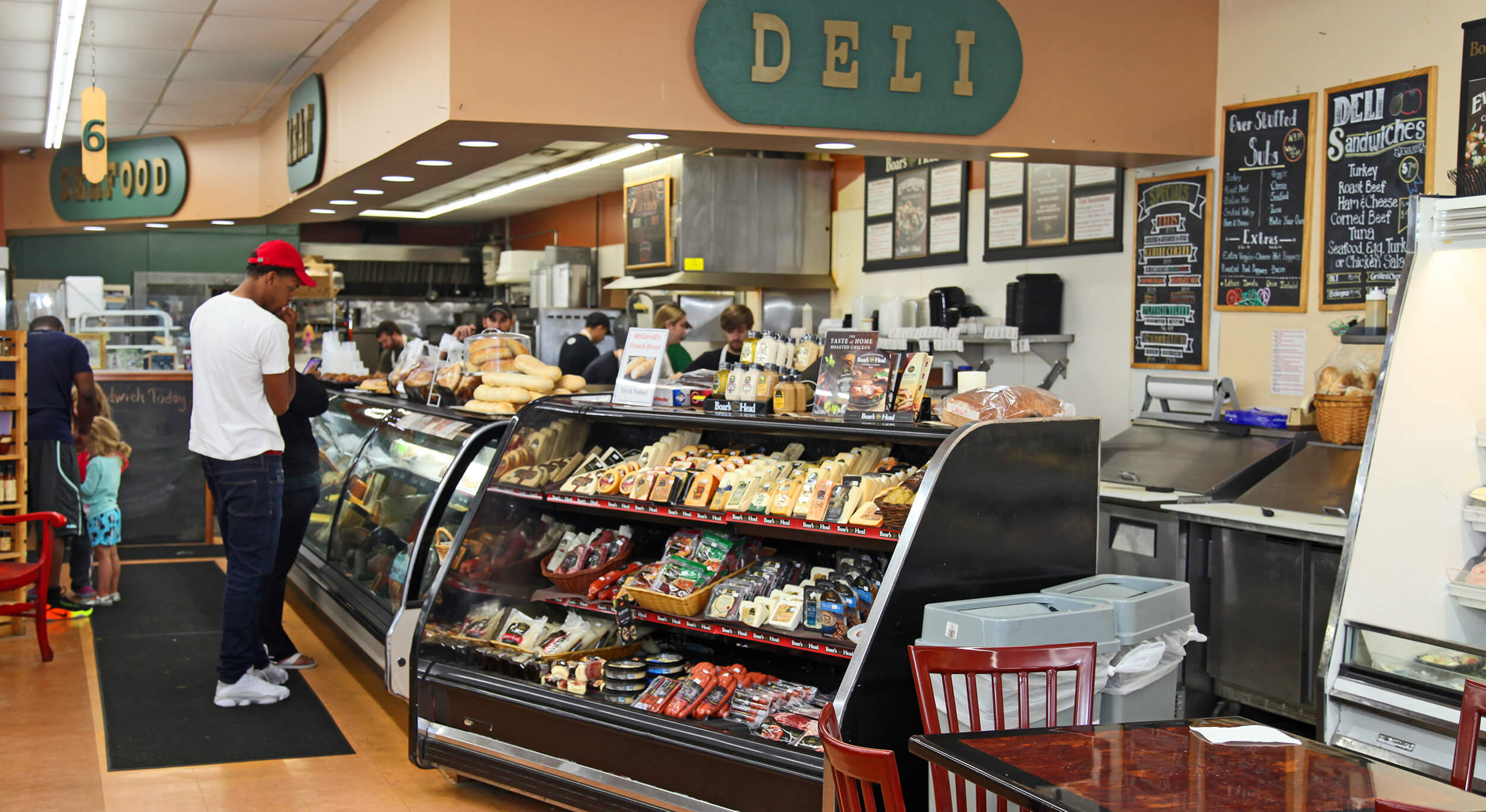 See Our Deli Menu