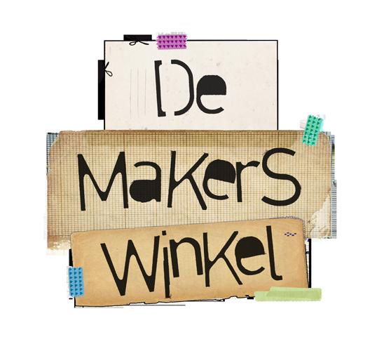 Wist je dat Professor Loep een eigen winkel heeft? De materialen en gereedschappen die gebruikt worden zijn te bestellen via de Makerswinkel.