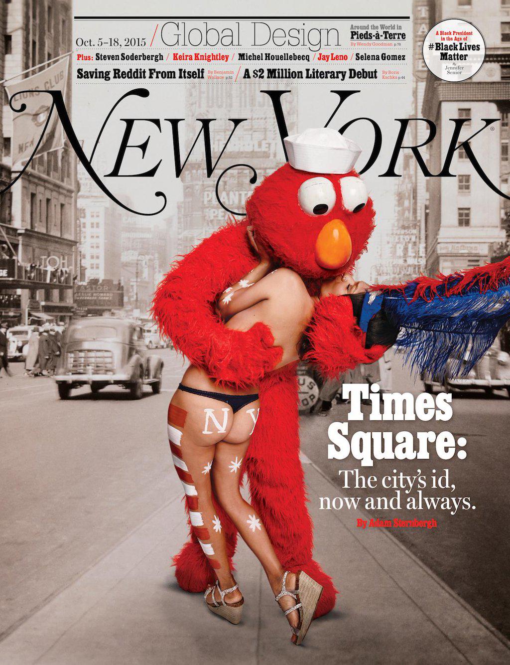 NEW YORK MAGAZINE - October 2015