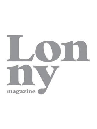 LONNY MAGAZINE - August 2014