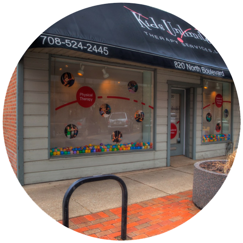 Our clinic can best be described as 4500 square feet of fun! - We are located at 820 North Blvd. in the heart of the Hemingway Business District of OakPark, IL. There are shops, restaurants, bakeries, parks and the main library within walkingdistance of the clinic.