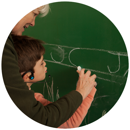 "Forbrain - The Forbrain® is a voice-activated bone conduction unit used to enhance attention, auditory processing, sensory integration, speech and memory. ""Forbrain's award-winning technology enhances language and learning.""For more information, please contact Mary Darnall."