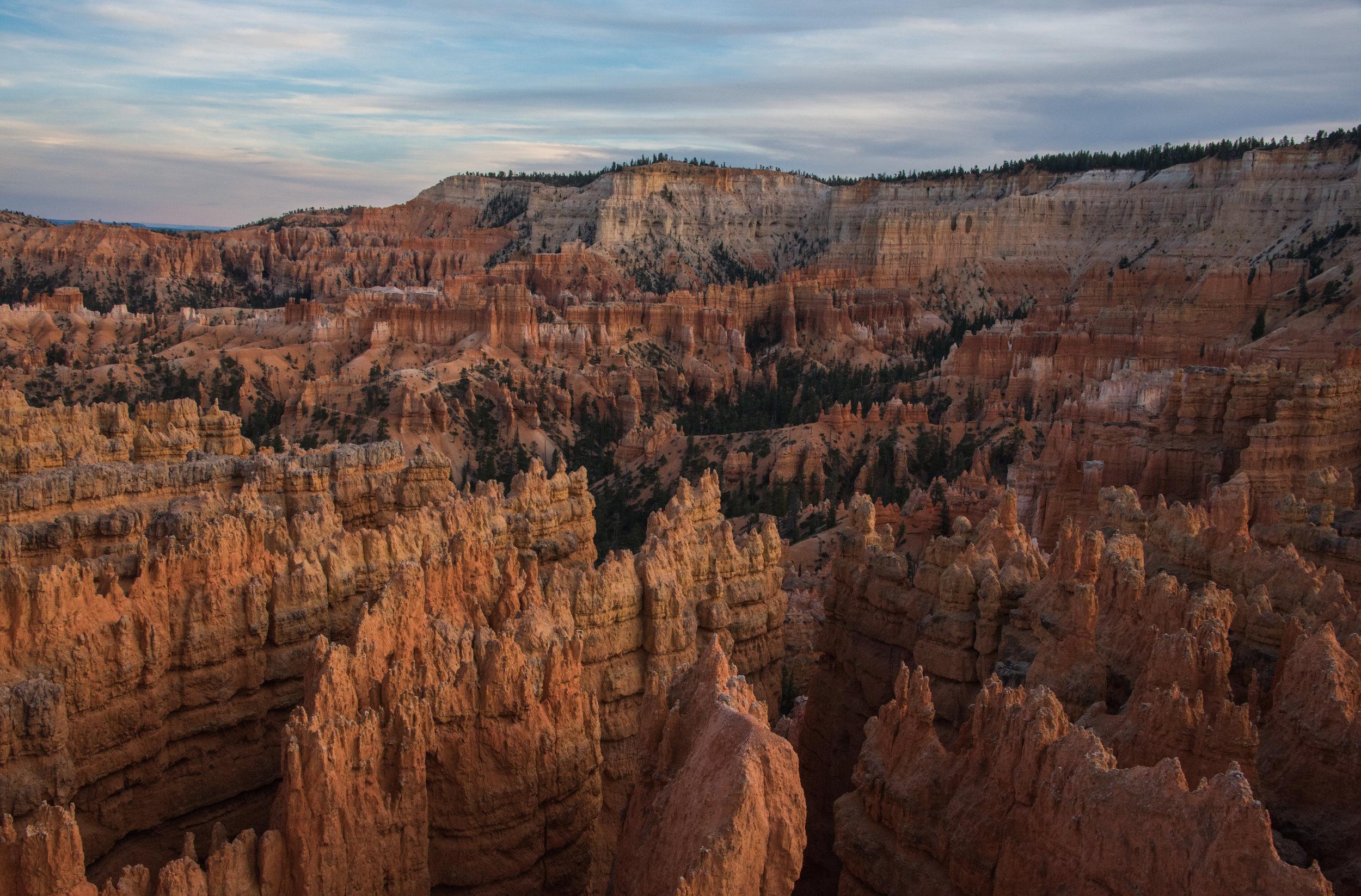 Bryce Canyon Morning Glow