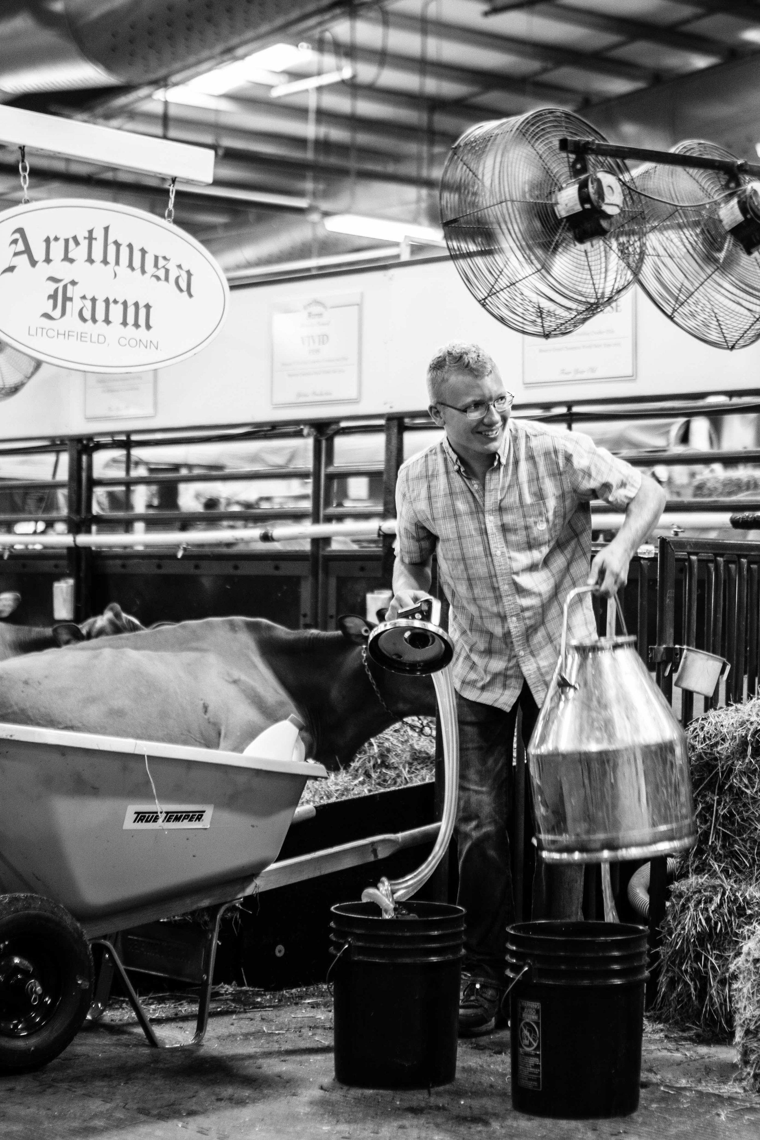 Arethusa Farm Madison World Dairy Expo