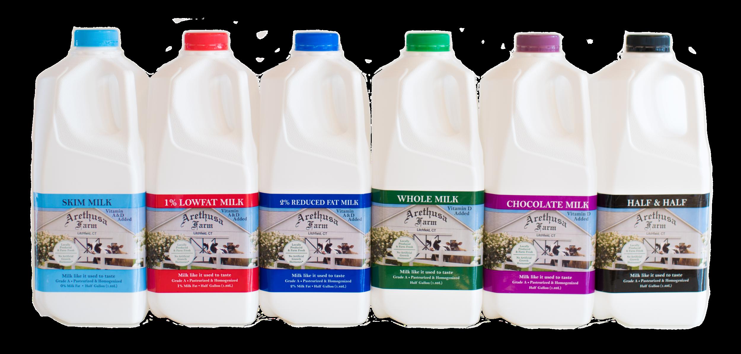 Arethusa Farm Dairy Milk Bantam CT